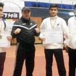 SUCCES: Fraţii Marin, aur la Festivalul de Arte Marţiale de la Bucureş...