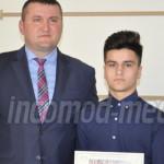 DÂMBOVIŢA: Gabriel Alexandru Marin, sportivul anului la categoria