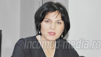 Niculina Sandu - preşedinte director geenral CJAS Dâmboviţa