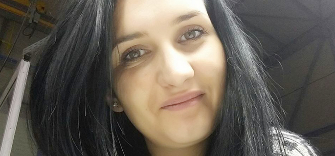 Alexandra Marin a fost omorîtă de iubitul său, subofiţer MApN