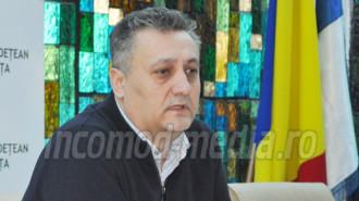 Alexandru Oprea - preşedinte CJ Dâmboviţa