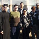 DÂMBOVIŢA: Parohia Domniţa Bălaşa începe reconstrucţia casei unei fami...