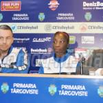 VOLEI: Hai la meci! CSM Târgovişte întâlneşte Levski Sofia în 16-imile...