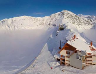 ATENŢIE! Risc mare de avalanşă în zona montană a judeţului Argeş!