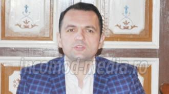 Cristian Daniel Stan -  primarul municipiului Târgovişte