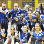 VOLEI: CSM Târgovişte s-a calificat în optimile Challenge Cup