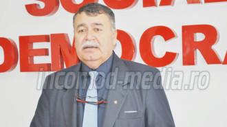 Soare Dorinel - primarul comunei Niculeşti