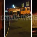 INTERVENŢIE: Incendiu violent la o fabrică de prelucrare a cărnii din ...