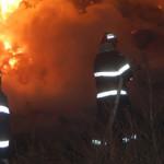IALOMIŢA: Persoane necunoscute au incendiat ferma de la marginea comun...