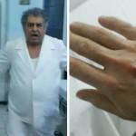 Poliţia anchetează şi doctorul, şi aparţinătorul, după incidentul de l...