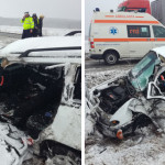 ACCIDENT: Tânăr de 22 de ani a văzut moartea cu ochii la Dărmăneşti!