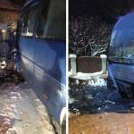 DÂMBOVIŢA: Accident de circulaţie la Moreni. O persoană a rămas încarc...