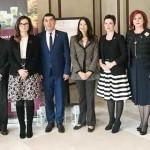 ÎNTÂLNIRE: Parlamentarii români întăresc relaţiile diplomatice cu Repu...