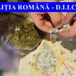 TÂRGOVIŞTE: 50 de persoane audiate într-un dosar de trafic de droguri!