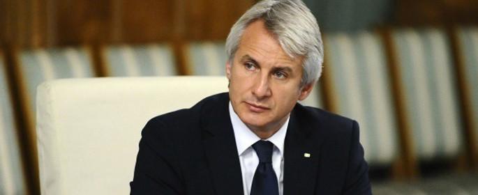 Eugen Teodorovici - ministrul Finanţelor (Sursa foto: antena3.ro)