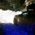 DÂMBOVIŢA: Mai multe maşini au rămas înzăpezite pe drumurile din zona ...