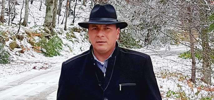 Ionel Petre - vicepreşedinte al Agenţiei Naţionale pentru Arii Naturale Protejate