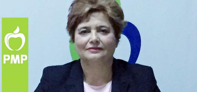 Liliana Niţu - preşedinte Interimar PMP Dâmboviţa (Sursa foto: Facebook)