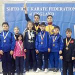 KARATE: Sportivii din Dâmboviţa, 15 medalii cucerite la Londra!