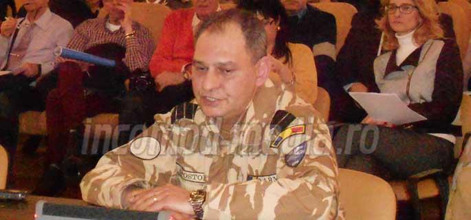 marius apostol militari veterani