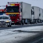 ATENŢIE! Trafic restricţionat în Bulgaria. Tir-urile sunt oprite în pa...