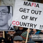 Ziarist slovac, ASASINAT! 10.000 de oameni au protestat la Bratislava