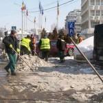 TÂRGOVIŞTE: Autorităţile au învins capriciile iernii, printr-o bună mo...