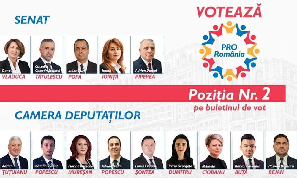 Adrian Ţuţuianu: PRO România este singura voce care se ridică împotriva actualei puteri