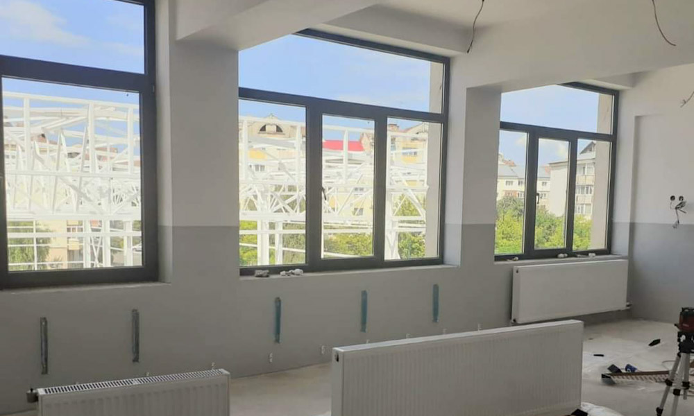 Șanse mari ca Școala Matei Basarab Târgovişte să fie finalizată mai devreme