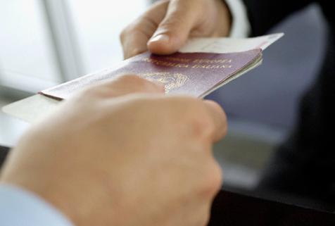 viza pasaport