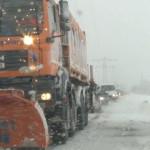 GIURGIU: Maşinile de tonaj nu mai au voie pe DN5B, Giurgiu şi Ghimpaţi