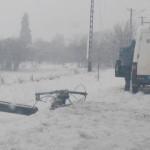 DÂMBOVIŢA: Vezi care este situaţia drumurilor şi ce localităţi nu au e...