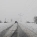 DÂMBOVIŢA: Autovehiculele de mare tonaj nu mai au voie pe drumul spre ...