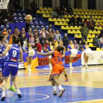 BASCHET: Meci spectaculos între echipele din Alexandria și Târgoviște