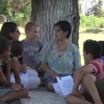 DÂMBOVIŢA: Ciocăneşti, satul filmului românesc de ieri şi de astăzi. V...