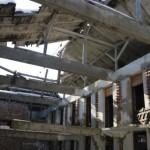 PRAHOVA: Închisoarea de la Doftana a fost dărâmată de zăpadă