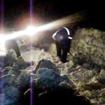 INTERVENŢIE: Un turist israelian a rămas înzăpezit cu maşina în Bucegi