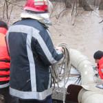 TELEORMAN: 131 de case inundate, 117 persoane evacuate şi 30 de oameni...