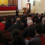 GIURGIU: Jandarmeria i-a instruit pe primari cu privire la adunările p...