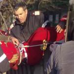 CĂLĂRAŞI: Sinucigaşă salvată de pompieri! Se aruncase într-o fântână