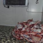 IALOMIŢA: 1.200 kg de carne de vită, confiscate de poliţişti
