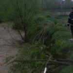 ATENŢIONARE: Cod galben de inundaţii pe Argeş şi Ialomiţa
