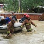 PRAHOVA: Ploile au făcut ravagii în gospodăriile oamenilor