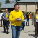 DÂMBOVIŢA: PNL Târgovişte, campanie electorală dincolo de lozinci pomp...