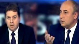 Dragoş Popoiag (stânga) şi Gheorghe Muscalu (dreapta) - FOTO: Lumea Justiţiei