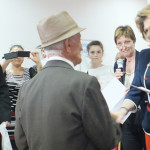 DÂMBOVIŢA: Ministrul Rovana Plumb a sărbătorit familia la Târgovişte