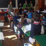 CĂLĂRAŞI: Campanie de conştientizare cu elevii Scolii
