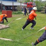 CONCURS: Pompierii voluntari si privaţi din şase judeţe intră în compe...