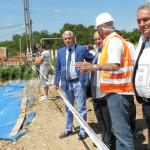 DÂMBOVIŢA: Zeci de milioane de euro pentru apă şi canalizare la Moreni...