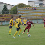 FOTBAL: Flacăra Moreni, opt juniori în echipa de start